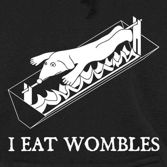 I eat wombles t shirt