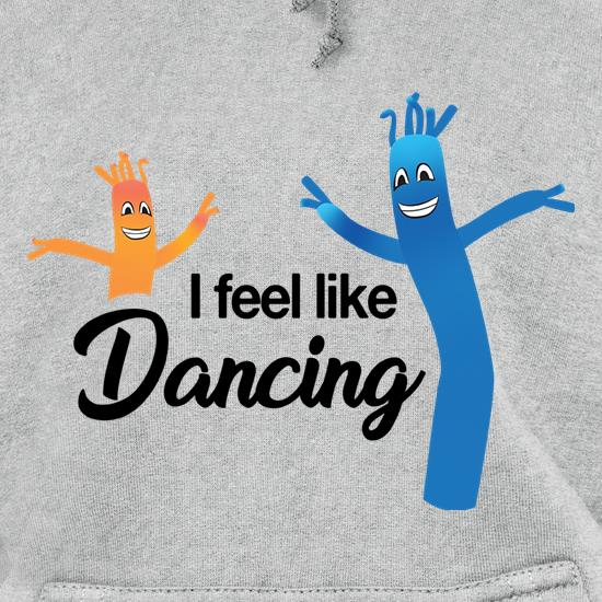 I Feel Like Dancing t shirt