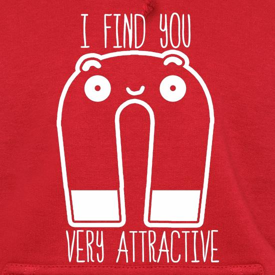 I Find You Very Attractive t shirt