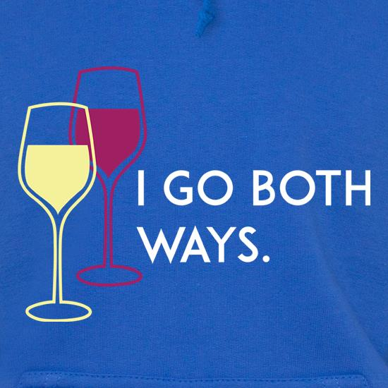 I Go Both Ways t shirt