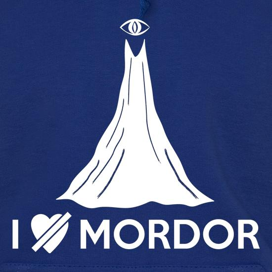 I Hate Mordor t shirt