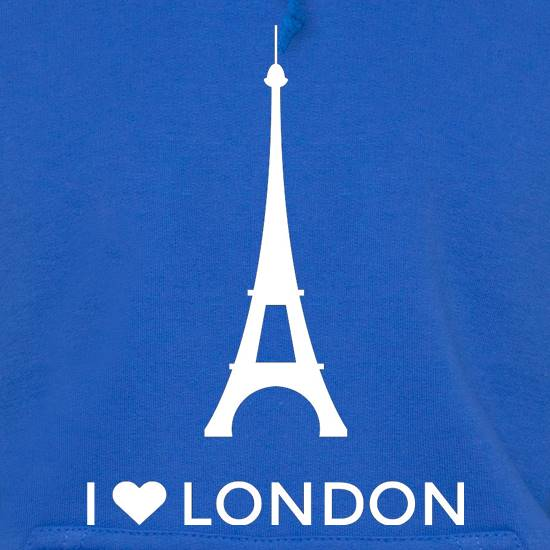 I Love London t shirt