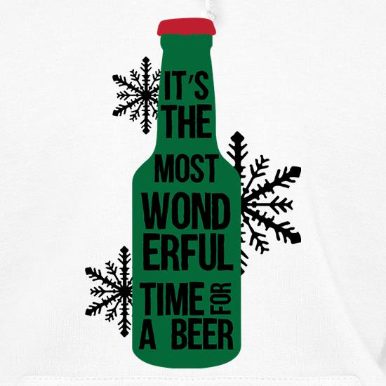 It's The Most Wonderful Time For A Beer t shirt