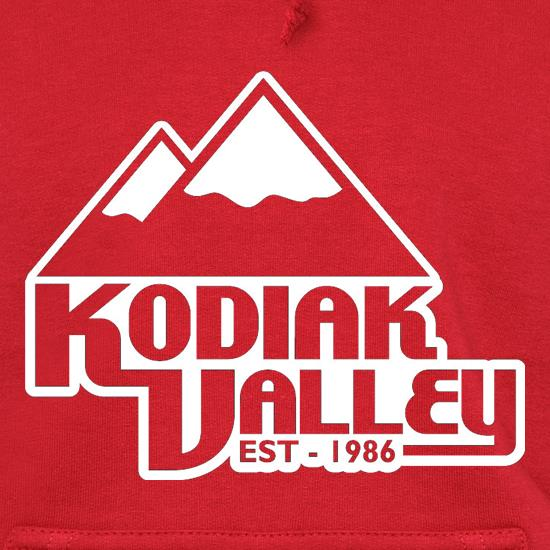 Kodiak Valley t shirt