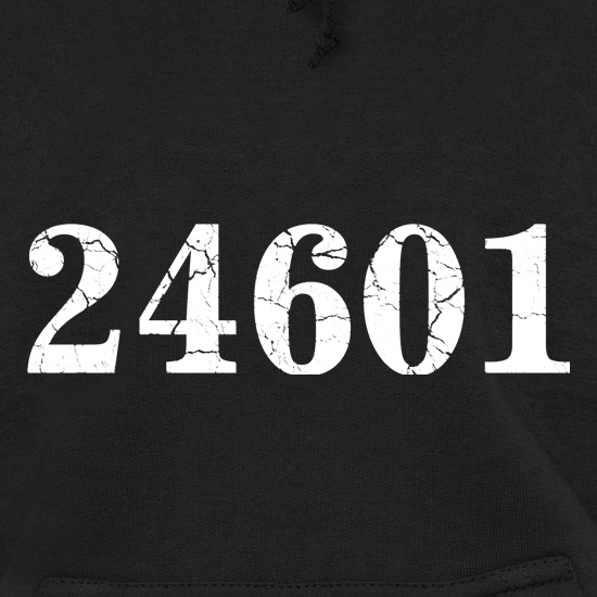 Les Miserables Prison Number t shirt