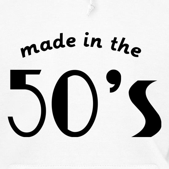 Made In the 50's t shirt