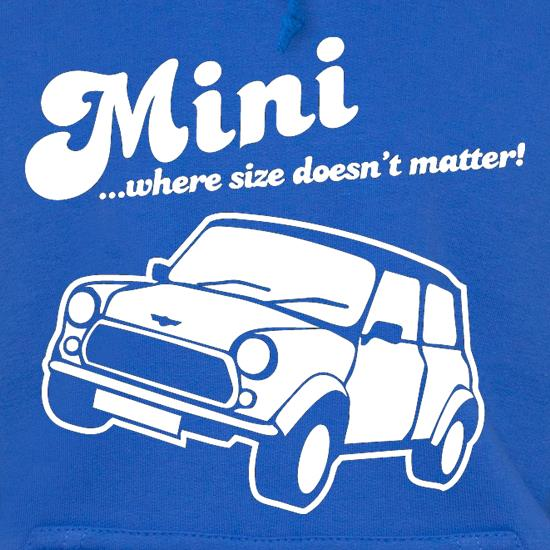 Mini... Where Size Doesn't Matter! t shirt
