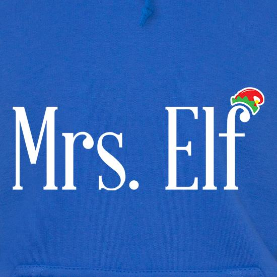 Mrs Elf t shirt