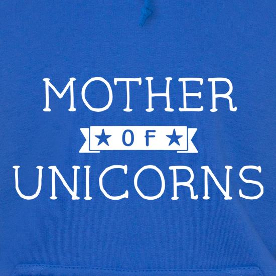 Mum Of Unicorns t shirt