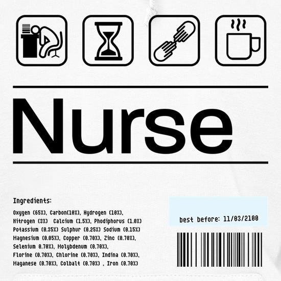 Nurse Ingredients t shirt