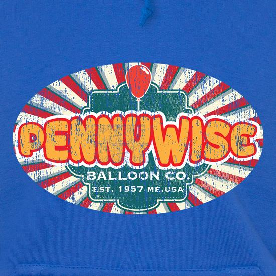 Pennywise Balloon Co. t shirt