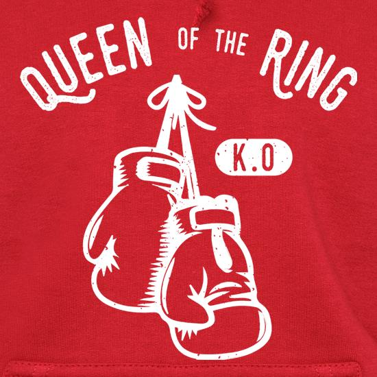 Queen Of The Ring t shirt