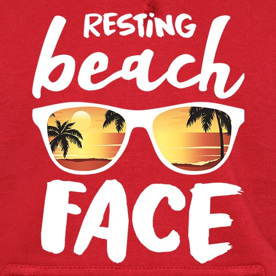 Resting Beach Face t shirt