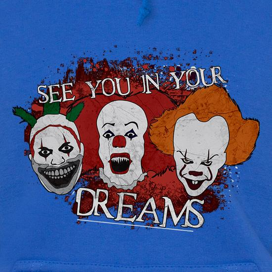 See You In Your Dreams t shirt