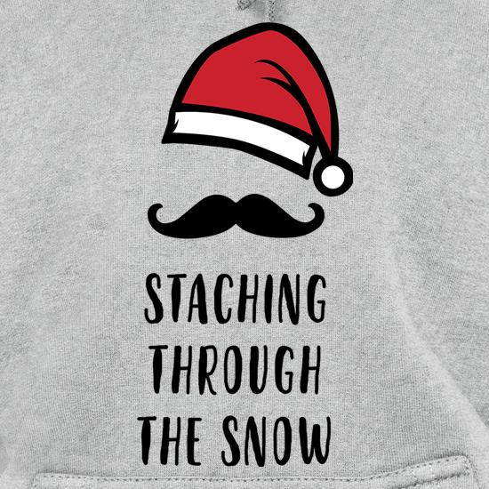 Staching Through The Snow t shirt