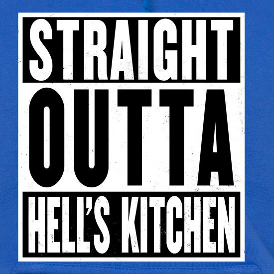 Straight Outta Hells Kitchen t shirt
