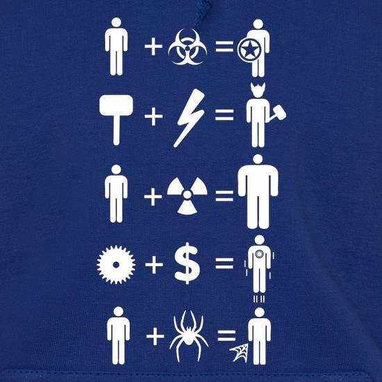 Superhero Creation t shirt