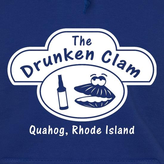 The Drunken Clam t shirt