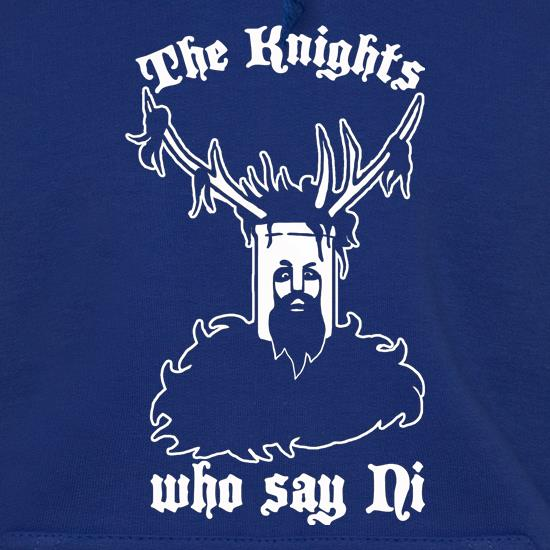 The Knights Who Say Ni t shirt