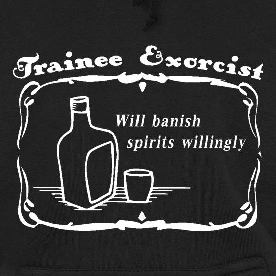 Trainee exorcist will banish spirits willingly. t shirt