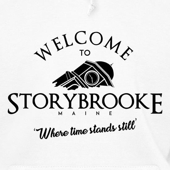 Welcome To Storybrooke t shirt