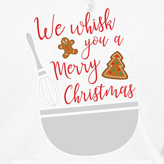 We Whisk You A Merry Christmas t shirt