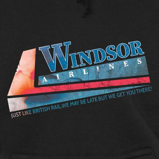 Windsor Airlines t shirt