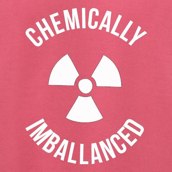 Chemically imballanced t shirt
