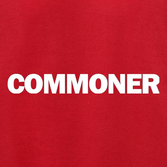 Commoner t shirt