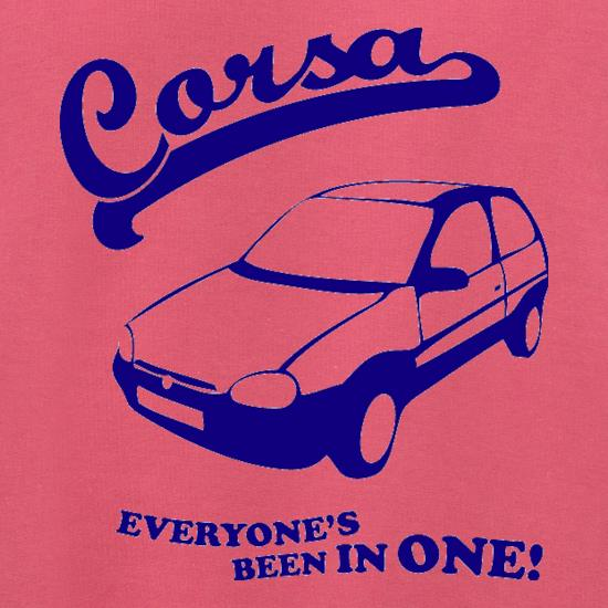 Corsa - Everyone's Been In One! t shirt