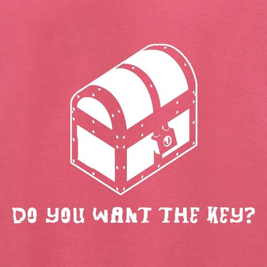 Do you want the key t shirt