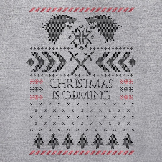 GOT - Christmas Is Coming t shirt