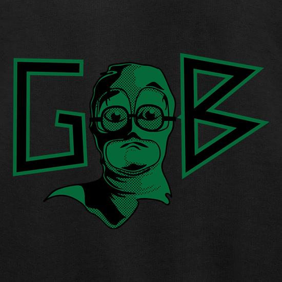 Green Bastard t shirt