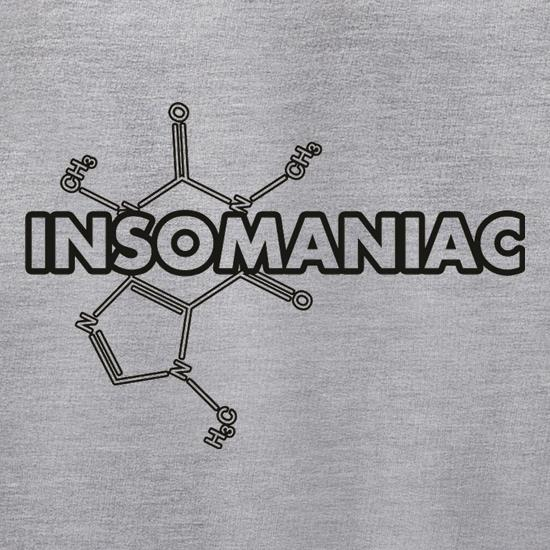 Insomaniac t shirt