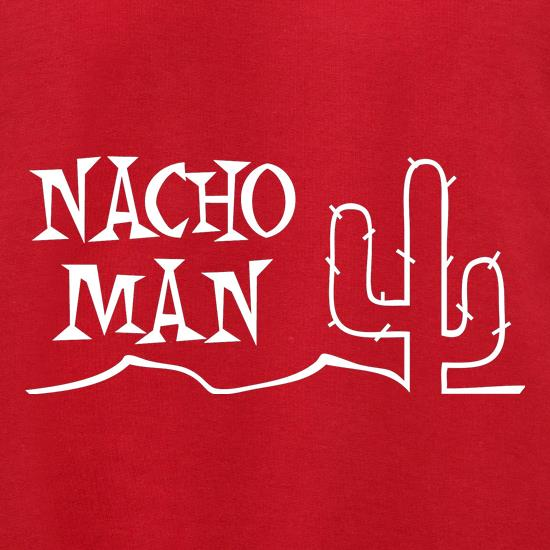 Nacho Man t shirt