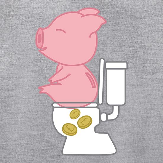 Piggy Bank t shirt
