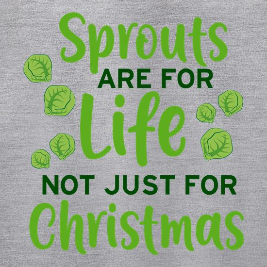 Sprouts Are For Life t shirt