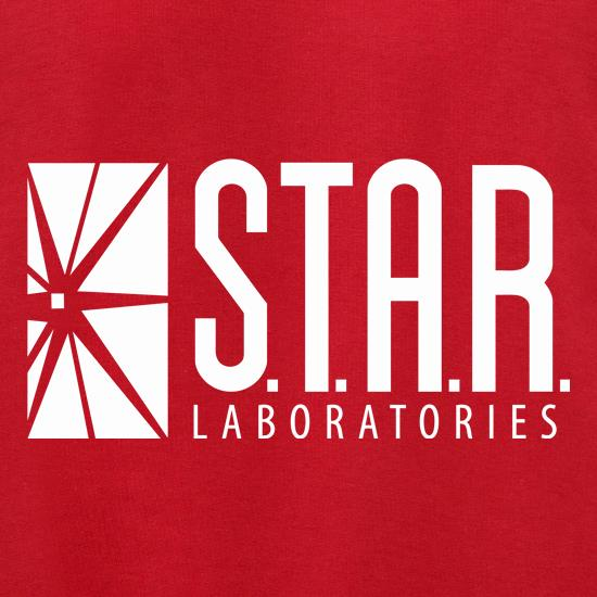 STAR Labs t shirt