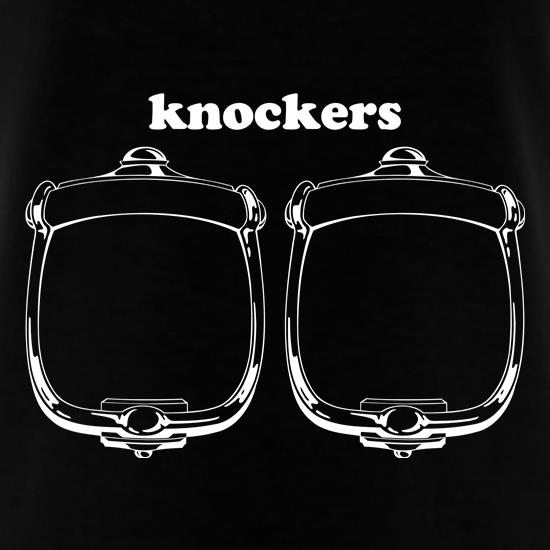 Knockers t shirt
