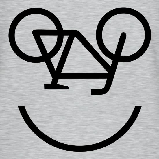 Bicycle Face t shirt