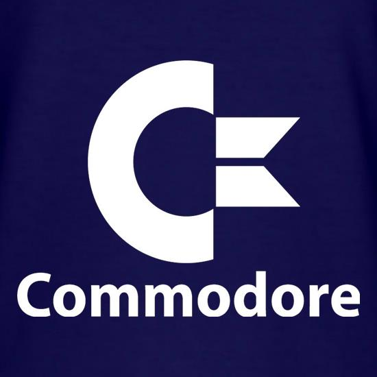 Commodore t shirt
