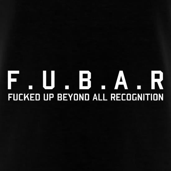 F**ked up beyond all recognition t shirt
