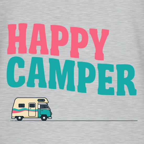 Happy Camper t shirt