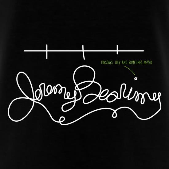 Jeremy Bearimy t shirt