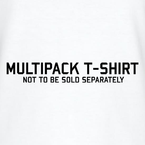 Multipack T-Shirt not to be sold seperately t shirt