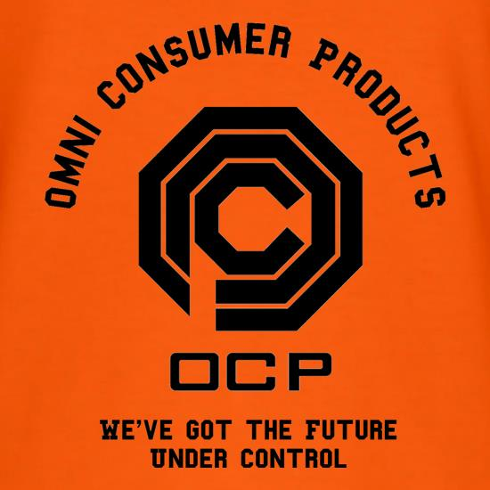 Omni Consumer Products - Robocop t shirt