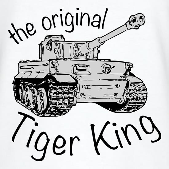 Original Tiger King t shirt