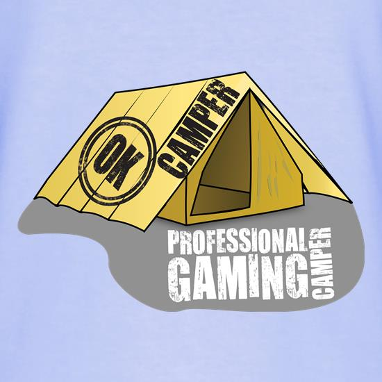 Professional Gaming Camper t shirt