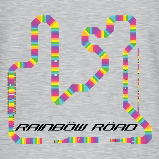 Rainbow Road t shirt