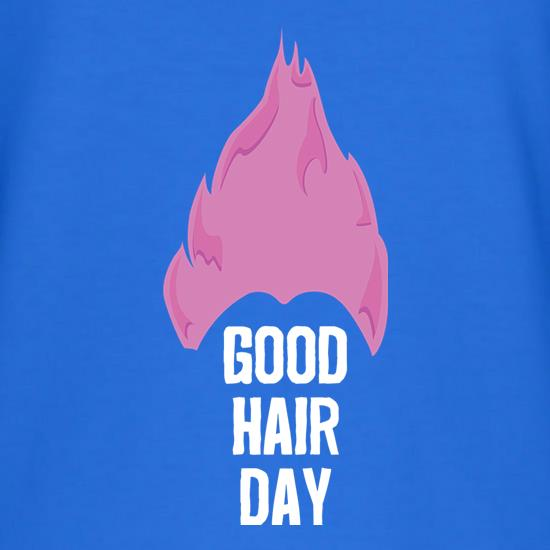 Troll Hair t shirt
